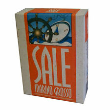 1 Kg Meersalz - Grobes Meeressalz aus Apulien - Salz aus Italien - GROSSO GROB