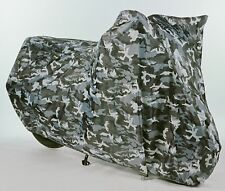 Oxford Aquatex Cover Camouflage XL Motorcycle Cover Camo CV214 Rain Protect