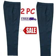 Navy Blue Mechanic Work Pants - Industrial Grade - 2Pack - Free Shipping