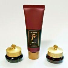 The History of Whoo Jinyulhyang Jinyul 2 Items Cleansing Foam + Eye Cream