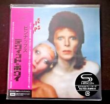 DAVID BOWIE - PINUPS ; v. RARE Japanese-only SHM-CD Mini-LP Sleeve; New & Sealed