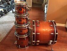 Gretsch Renown Maple Drum Set  8/10/12/14/22 Brand new Remo emperor heads IN BOX