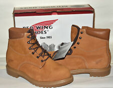 "NIB Red Wing 1421 Boots Waterproof Insulated 6"" Boots 8.5 E2"