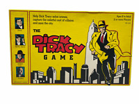 Vintage The Dick Tracy Game by University Games  -Complete-