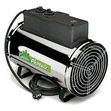 Bio Green elektrogebläseheizung PHOENIX Tutor Heladas Calefacción Invernadero