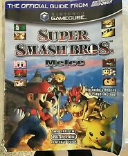 Super Smash Bros. Melee Strategie Guide Book Nintendo GameCube Smash Brothers
