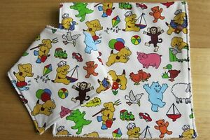 Bib and burp cloth-Spot the dog and friends
