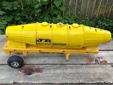 Vintage 1960's Topper Johnny Express Liquid Tanker no truck tlc
