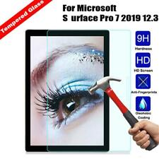 Premium Tempered Glass Screen Protector For Microsoft Surface Pro 7 2019 12.3in
