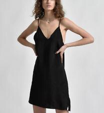 One Teaspoon Womens Ringleader 20391 Dress Relaxed Matte Black Size S