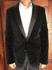Hugo Boss Mens Size 42L Dark Navy Halmon Dinner Jacket New $695