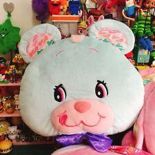 Yum Yums Chuckle Chip Blue Bear Hallmark Kenner Plush Pillow Cushion Toy