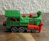 Vintage Majorette No.278 Western Locomotive Train 1/87 France