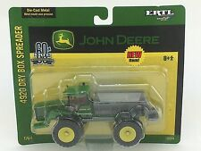 1/64 ERTL JOHN DEERE 4920 DRY BOX SPREADER