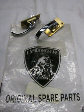 Lamborghini Countach inner door levers - interior - NOS pair