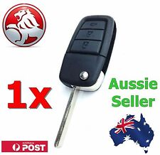 1x HOLDEN VE COMMODORE Remote Flip key Shell Berlina SS SV6 HSV GTS Calais Omega