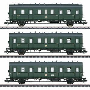 **Märklin 46395 Personenwagen-Set passend zur BR 75 1116, DR/DDR, Neu OVP**