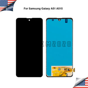 For Samsung Galaxy A51 A515 LCD Display Touch Screen Digitizer Replacement @US