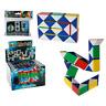 Magic Cube Snake Retro Toy Travel Twist Cube Adults Children Fidget Gift