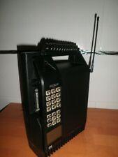 TELEFONO MOVIL PRIMERA GENERACION ALCATEL A-4400 LADRILLO MALETA ANTENA 1980