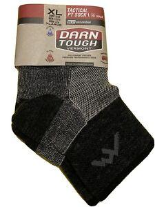 NWT Darn Tough Vermont Merino Wool Socks 1/4 Sock Size XL