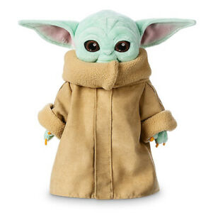 NEW! Disney Baby Yoda The Child Plush Star Wars The Mandalorian Small 11''