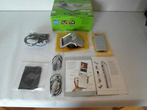 Sony CLIE PEG-NR70V Handheld PDA mit OVP + TOP Zustand + Zubehör - Retro Rarität