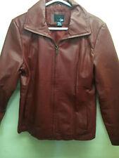 Zip Leather Blazer Coats & Jackets for Women