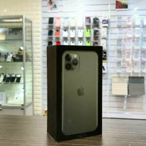 NEW Apple iPhone 11 Pro - 64GB - MidnightGreen (Unlocked) A2215 (CDMA + GSM)
