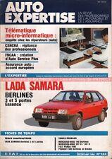 LADA Samara Essence Catalogue des Pièces Carrosserie et Mécanique Auto Expertise