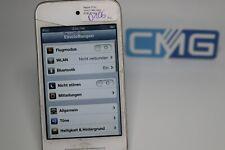 Apple iPod touch 4.Generation 4G 8GB ( Schönheitsfehler, ok, siehe Fotos ) D106