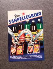 I205-Advertising Pubblicità-1991- BEVI SANPELLIGRINO , PUOI VINCERE GAMEBOY