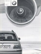 BMW - 3er - E46 - Touring - Preisliste - 04/2001 - Deutsch - nl-Versandhandel