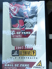 1997-98 PINNACLE BEEHIVE HOCKEY HOBBY SEALED BOX
