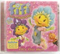 FIFI AND THE FLOWERTOTS CD PLUS BONUS DVD