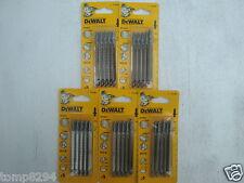 4 X Packs of 5 DEWALT DT2053 Kitchen Worktop Down Cutting Jigsaw Blades T101br