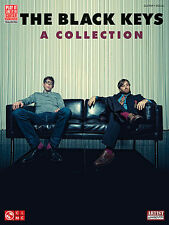 THE BLACK KEYS A COLLECTION GUITAR TAB SONG BOOK NEW