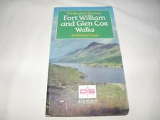 Fort William and Glencoe Walks Scotland Hiking Book UK