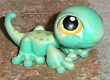 Littlest Pet Shop Rare Exclusive GECKO 441 Very Hard To Find