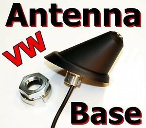 Volkswagen GOLF Antenna BASE  1993-1999 FUBA VW