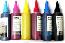 Bulk Refill Ink Inkjet CISS 6 Color Mug Print,T-shirt Heat Transfer Sublimation
