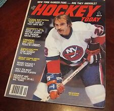 Hockey Today Bob Nystrom 1980-81