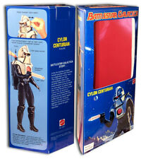 "Mattel Battlestar Galactica Box for Cylon Centurian 12.5"" Action Figure Doll"