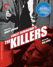 The Killers Double Feature (Criterion Collection) [New Blu-ray]