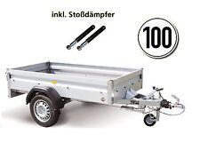 STEMA Anhänger FT 850 KG 201x108x33cm 100KM/H