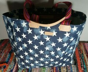 Texas Star Checked Out Tote by Consuela