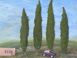 Model Train  TREES  HO  OO  Lot E11