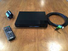 Sony Smart 3D 4K UHD Upscaling Blu-ray Player DVD w/ WiFi & Bluetooth BDP-BX650