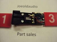 Panasonic Turntable Model 700/SL-830 Tonearm Cartridge Sled. Parting 700/SL-830