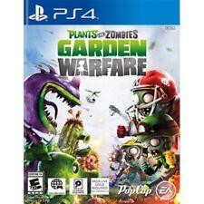 PopCap Plants VS Zombies Garden Warfare for Sony Ps4